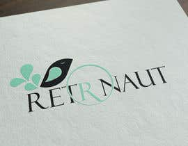 FutureArtFactory tarafından Design a Logo and websitedesign for Retronaut için no 119