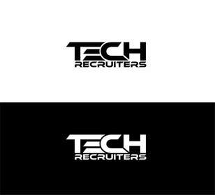 #161 untuk Design a Logo for Tech Recruiters oleh eltorozzz