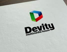 #23 for Logo design for devity multimedia house by ricardosanz38