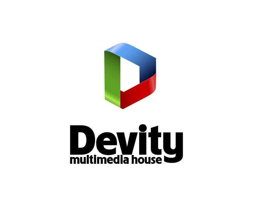 Proposition n°                                        48                                      du concours                                         Logo design for devity multimedia house