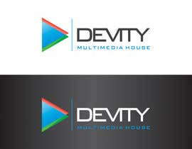 #53 for Logo design for devity multimedia house by cuongprochelsea