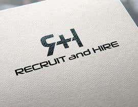 "#155 para Design a Logo for ""Recruit and Hire"" por ihsanfaraby"