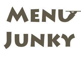 #45 for Design a Logo for MenuJunky by weirdlogics
