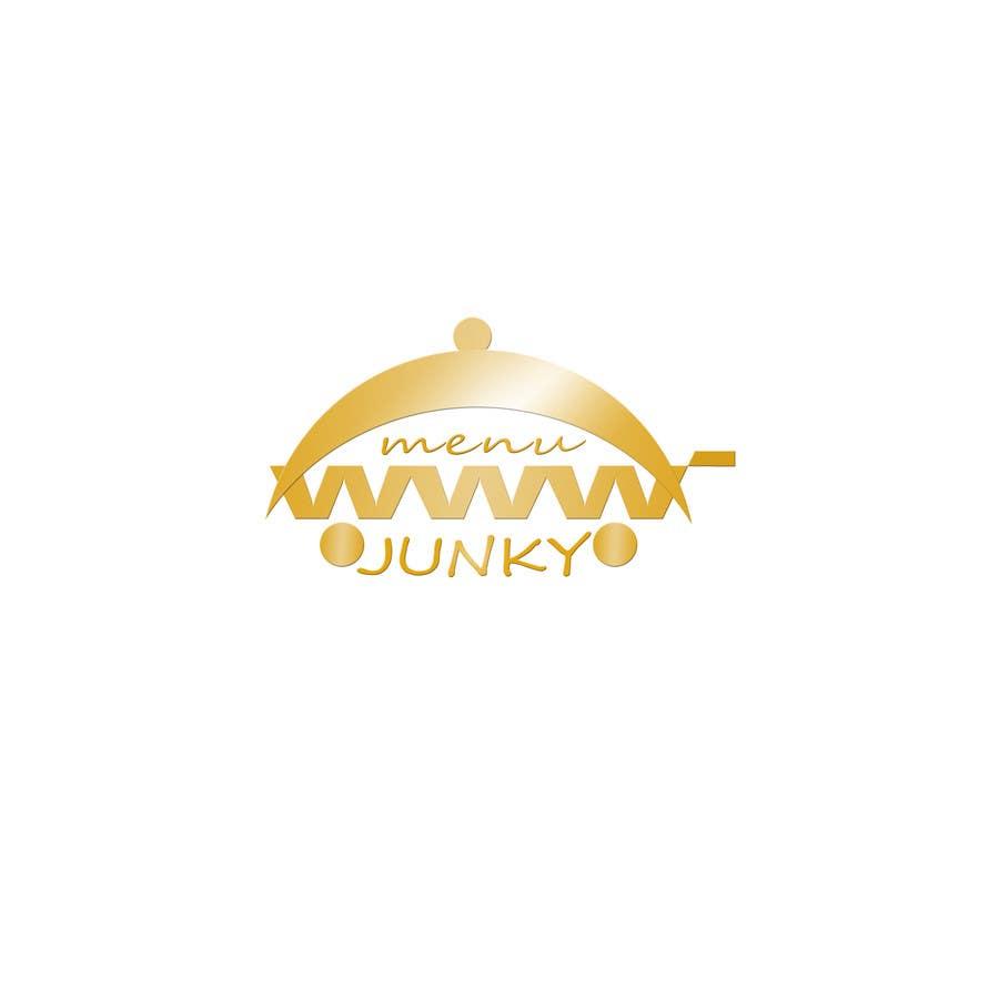 Proposition n°98 du concours Design a Logo for MenuJunky