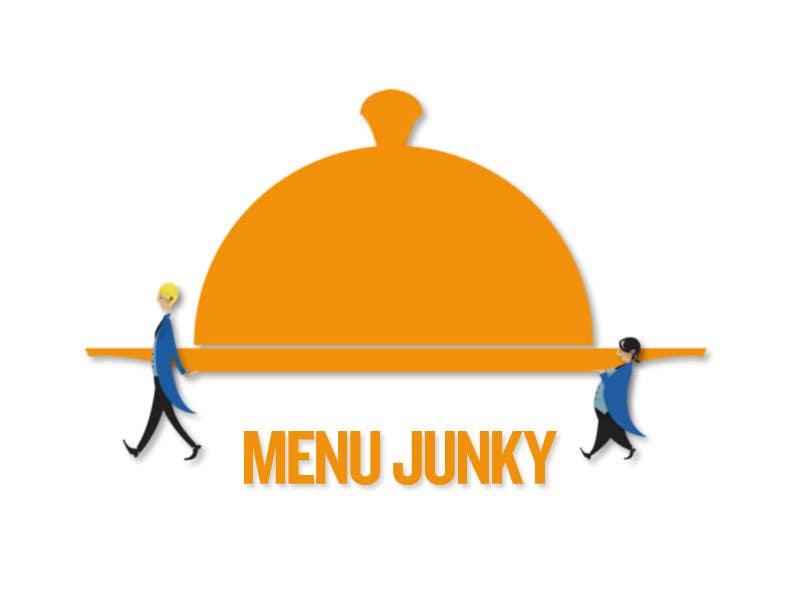 Proposition n°107 du concours Design a Logo for MenuJunky