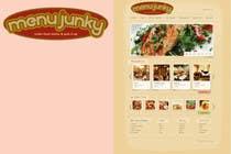 Proposition n° 36 du concours Graphic Design pour Design a Logo for MenuJunky