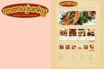 Proposition n° 37 du concours Graphic Design pour Design a Logo for MenuJunky