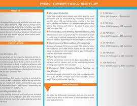 #7 cho Design an Advertisement for an SEO-related Service (PBN Creation/Setup Service) bởi huzefa94