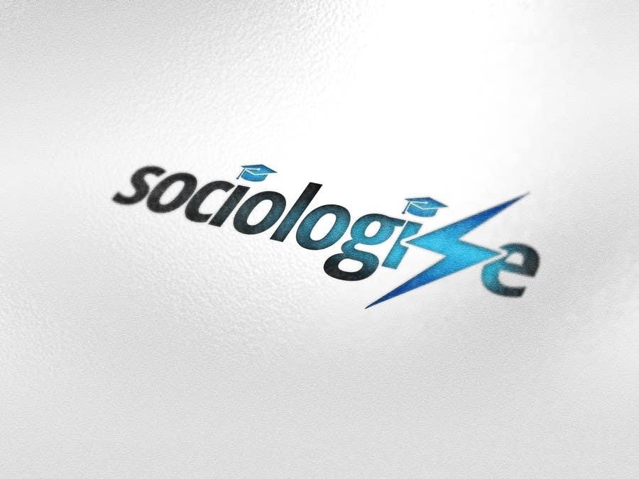 Contest Entry #48 for Design a Logo for sociologize.com
