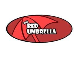#3 for Design a Logo for The Red Umbrella - A Vegetarian Food Truck af xdm4538