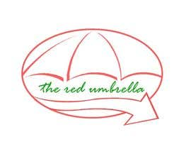 xdm4538 tarafından Design a Logo for The Red Umbrella - A Vegetarian Food Truck için no 68