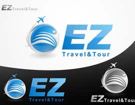 #258 para Design a Logo for EZ Travel & Tours por cornelee