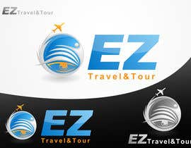 #260 para Design a Logo for EZ Travel & Tours por cornelee