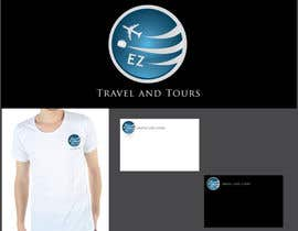 #211 para Design a Logo for EZ Travel & Tours por jhonlenong