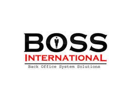#43 untuk BOSS International (Back Office System Solutions) oleh Qomar