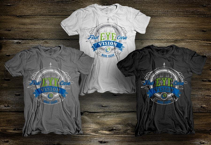 Konkurrenceindlæg #42 for Optometry tshirt