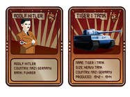 Graphic Design Contest Entry #17 for Trading Card Game Template Design