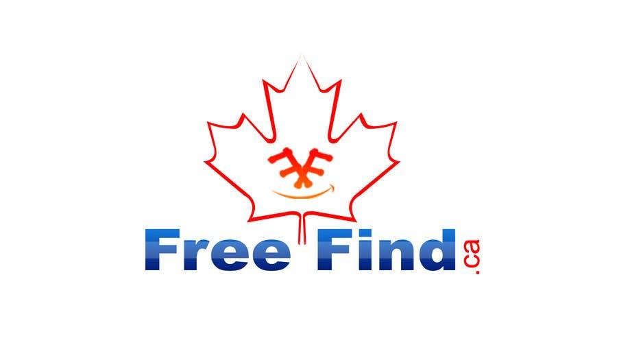 Konkurrenceindlæg #94 for Design a Logo for FreeFind.ca