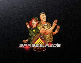 #112 for Design a Logo for Sarge and Red's Games and Hobby Shop af vminh