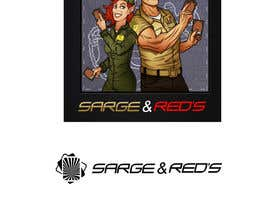 #117 for Design a Logo for Sarge and Red's Games and Hobby Shop af srsdesign0786