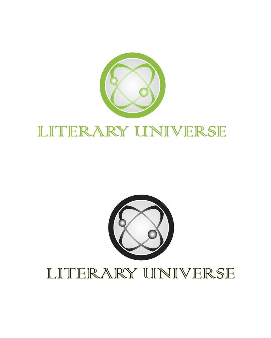 Konkurrenceindlæg #                                        126                                      for                                         Develop a Corporate Identity for Literary Universe