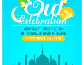 "#53 cho ""Eid Celebration"" Islamic Flyer bởi dipta165"