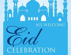 "#34 cho ""Eid Celebration"" Islamic Flyer bởi adsis"