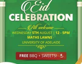 "#49 cho ""Eid Celebration"" Islamic Flyer bởi ryanmahendra"