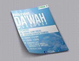 "nº 47 pour ""Da'wah Workshop"" - Islamic Flyer par sultansadiq"