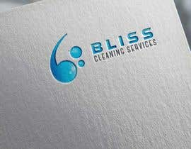 #20 untuk Design a Logo for Bliss Cleaning Services oleh Med7008