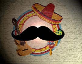 #44 para Draw The moustache! The crazy mexican contest! por jenifermunmun