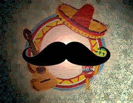 nº 48 pour Draw The moustache! The crazy mexican contest! par jenifermunmun