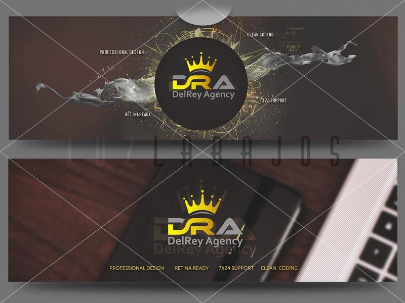 Bài tham dự cuộc thi #7 cho Design a Banner for delreyagency