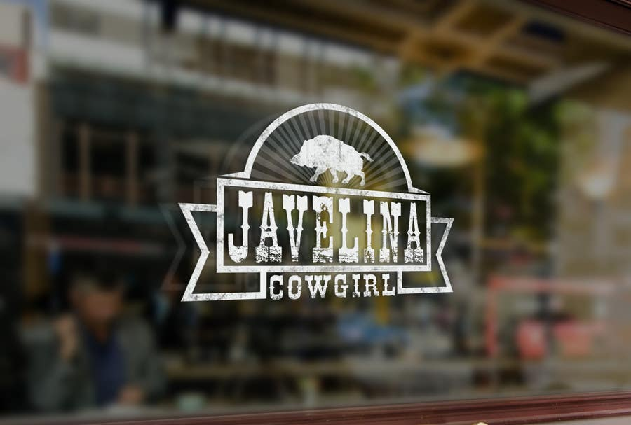 Contest Entry #                                        110                                      for                                         Design a Logo for Javelina Cowgirl (Online Shop)