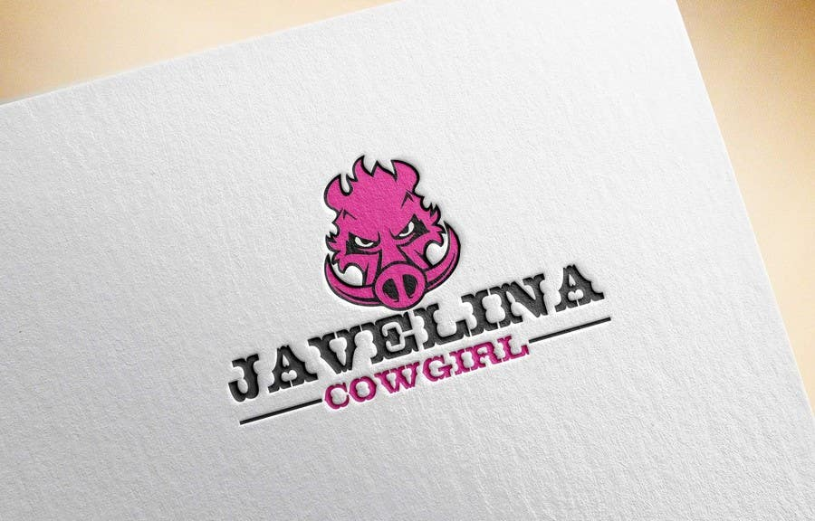 Contest Entry #                                        75                                      for                                         Design a Logo for Javelina Cowgirl (Online Shop)