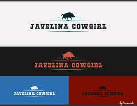 #81 for Design a Logo for Javelina Cowgirl (Online Shop) by Naumovski