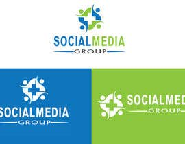#9 untuk Creează un Logo for Social Media Group oleh talhafarooque