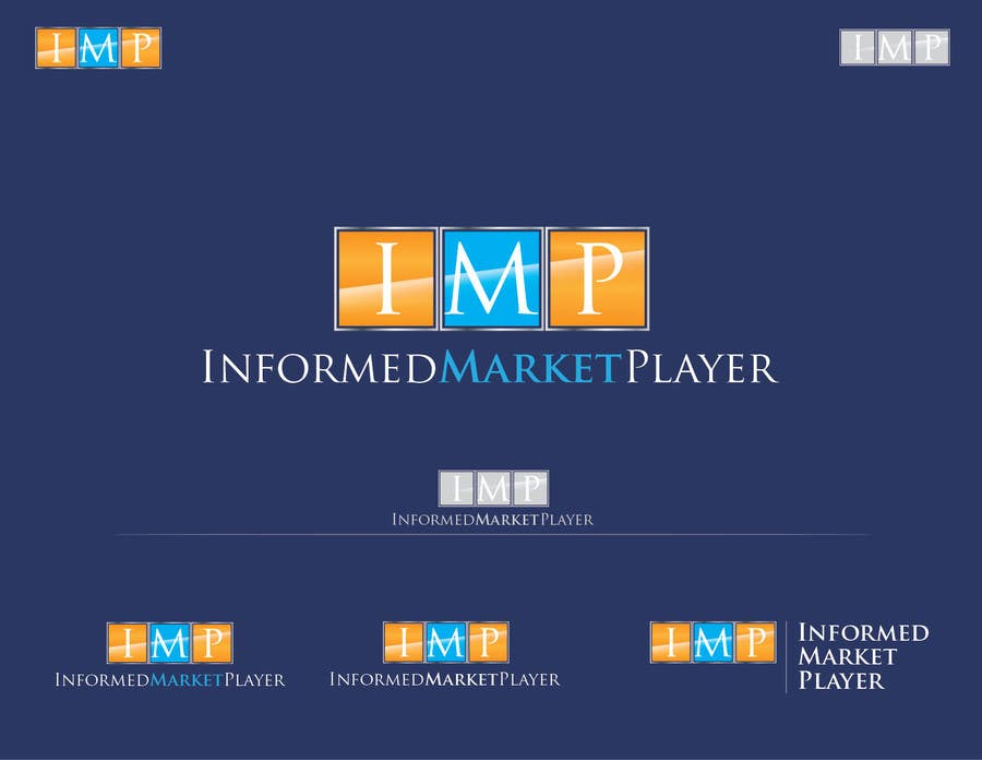 Proposition n°11 du concours Design a Logo for Informed Market Player