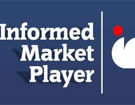 #2 para Design a Logo for Informed Market Player por lucihusky