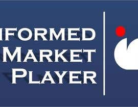 #10 para Design a Logo for Informed Market Player por lucihusky