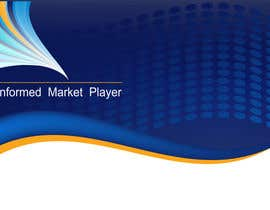 #5 para Design a Logo for Informed Market Player por ArtDesignDdh