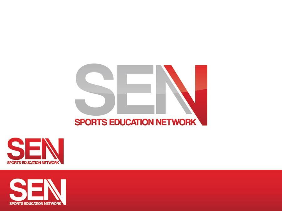 "Bài tham dự cuộc thi #                                        47                                      cho                                         Design a Logo for company name ""Sports Education Network"", in short SEN."