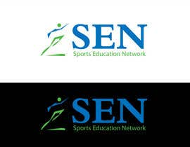 "#51 para Design a Logo for company name ""Sports Education Network"", in short SEN. por jeganr"