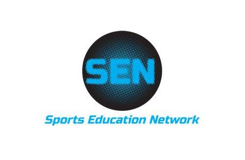 "Bài tham dự cuộc thi #                                        61                                      cho                                         Design a Logo for company name ""Sports Education Network"", in short SEN."