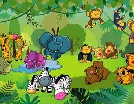 #19 cho Jungle Designs bởi edwindaboin