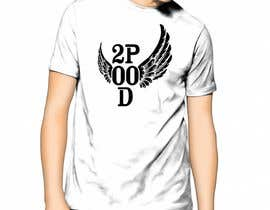nº 51 pour Design a Logo for a 2POOD shirt par cida2job