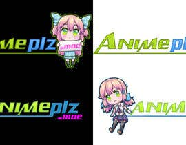 #191 for Design a Logo for an anime website af SadnessXDarkness