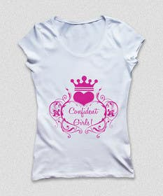 #36 cho Design a T-Shirt for Girls bởi Designermb