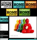 Graphic Design Конкурсная работа №95 для LOGO design for www.bohemianhome.com.au