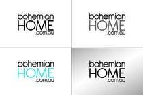 Graphic Design Contest Entry #70 for LOGO design for www.bohemianhome.com.au